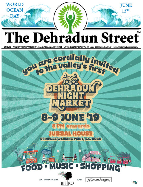 The Dehradun Street  - English Weekly Newspaper
